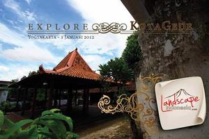 Cover E-Book Explore Kota Gede