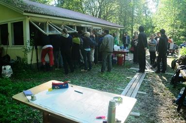 Camp Pixelache 2014 - Unconverence Presentation Session