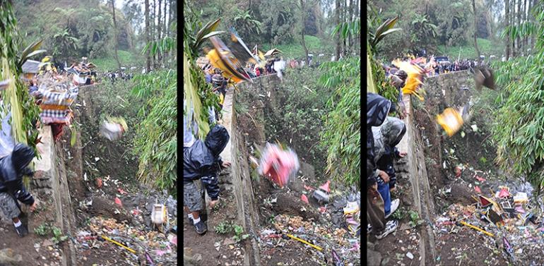 Wonokitri - Upacara Mayu Bumi 2010