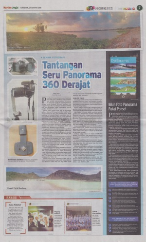 Tantangan Seru Panorama 360 Derajat Small
