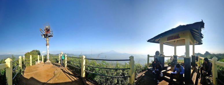 Suroloyo Peak - Kulon Progo