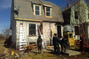 The American Riad Community House Repairement