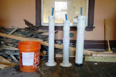 Making the Water Filtration 05