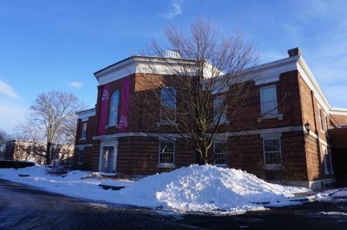 Williams College Museum of Art (WCMA), Williamstown, Berkshires, Massachusetts